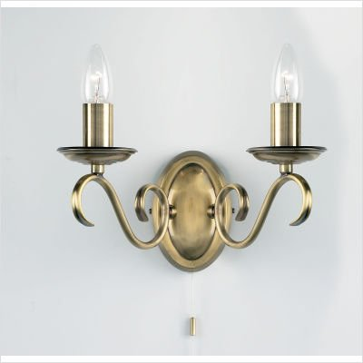 Candle Sconce from Endon