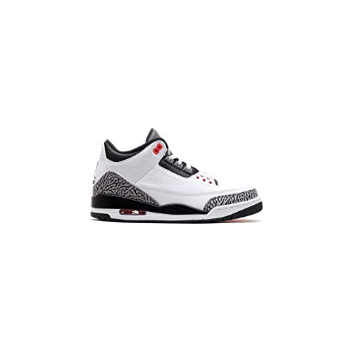 31GCqSARIhL. SS500  - Nike Air Jordan 3 Retro, Men's Trainers