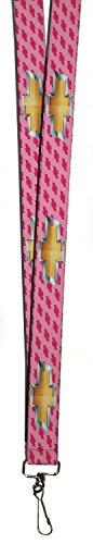 chevrolet-automovil-empresa-rosa-diseno-bowtie-logo-cordon
