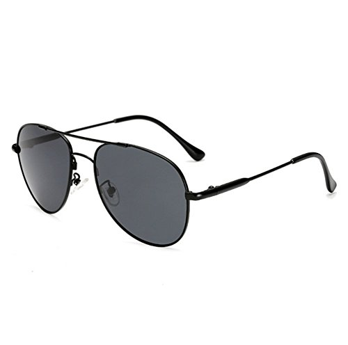 Mens polarisierte sonnenbrille,Große bilderrahmen Frosch-brille-A