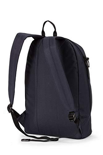 Best swiss gear backpack in India 2020 Swiss Gear Laptop Backpack (Noir Satin) Image 3