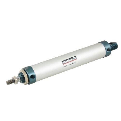 sourcingmap Pneumatische verschraubt Kolben Spurstange 32 mm Durchmesser 150 mm Hub Air Cylinder de
