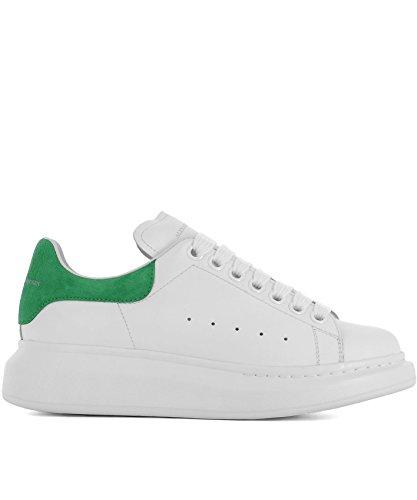 ALEXANDER-MCQUEEN-Womens-462214WHGP79463-White-Leather-Sneakers