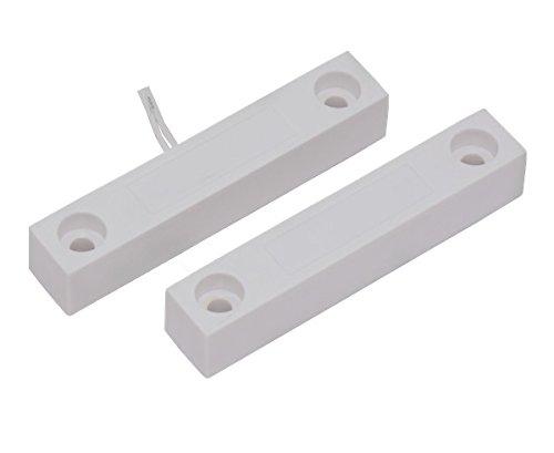 Draht Eisen Magnetic Sensor Kontakt ca-53/Ideal für Metall Tür/Fenster Brinks Security Alarm