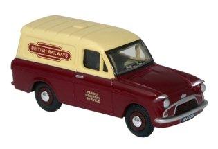 ford-anglia-kastenwagen-british-rail-rot-beige-modellauto-fertigmodell-oxford-176