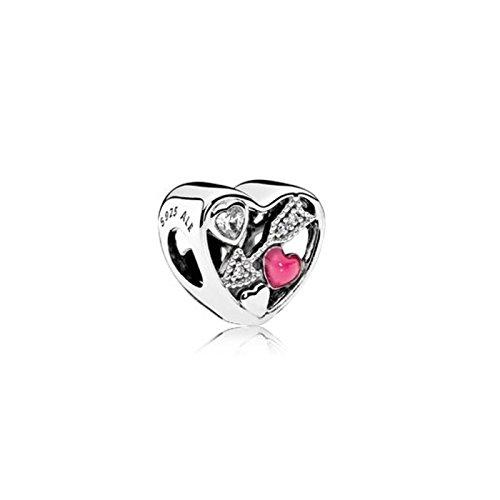 Pandora bead charm donna argento - 792039cz