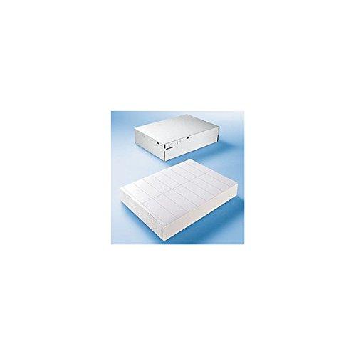 Herma 8404 Universal-Etiketten Dataprint, 105 x 148,5 mm, weiß