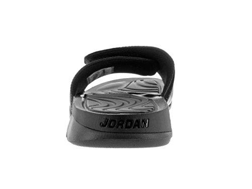 Nike Jordan Hydro 5, Scarpe da Basket Uomo Nero / Bianco / Grigio (Nero / Bianco-Cool Grey)