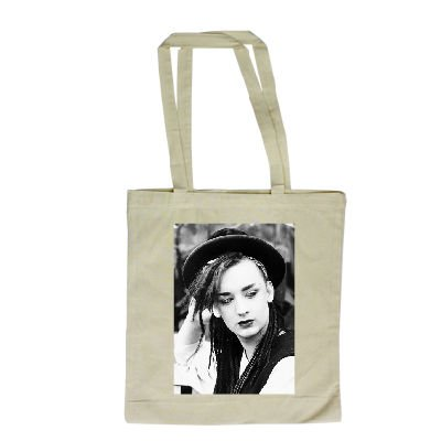 Boy George - Culture Club - Long Handled Shopping Bag