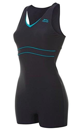 slazenger-womens-boyleg-legsuit-ladies-swimming-costume-swimsuit-beachwear-boyleg-navy-teal-32-xxxxx