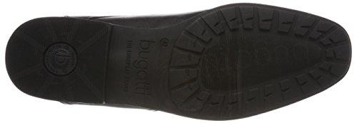 bugatti - 313220021100, Scarpe stringate Uomo nero (nero)