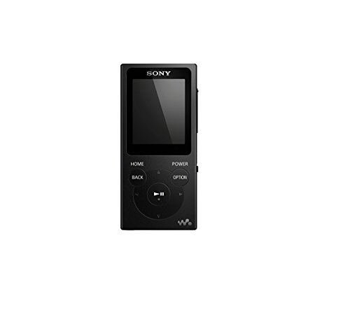 Sony NW-E393 Walkman (4GB, UKW-Radio, 35h Akku) 2. Generation 4gb Mp3-player