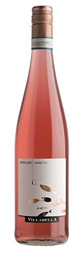 6x-075l-2016er-Villabella-Bardolino-Chiaretto-DOC-Veneto-Italien-Ros-Wein-trocken