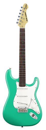 THE ORIGINAL FRETBOARD ANGEL – POISON GREEN
