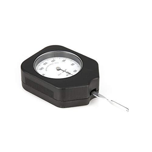 Heaviesk Tensiomètre analogique 150g Prix avec Un Seul pointeur Cadran Tension Gauge Meter Tester Dynamomètre tabulaire Tensiomètre à latéral