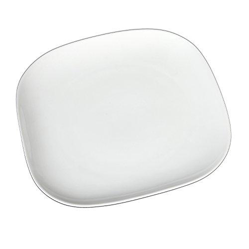 PAME 09716-Set DE 4 Assiettes Calottes Porcelaine