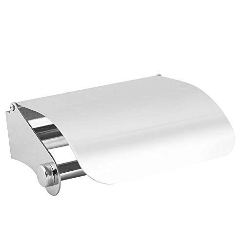 Fdit Toilettenpapierhalter aus Edelstahl, zur Wandmontage, für Badezimmer, Toilettenpapier, Handtuchhalter -