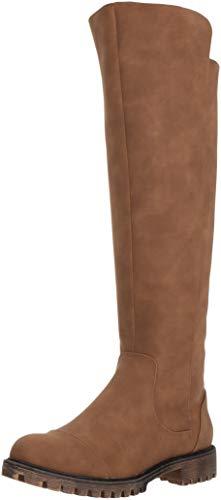 Boot Bonny, Kniehohe Stiefel, braun, 36 EU ()