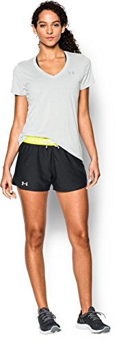 Under Armour 1264264_010 Play Up Short Femme Black