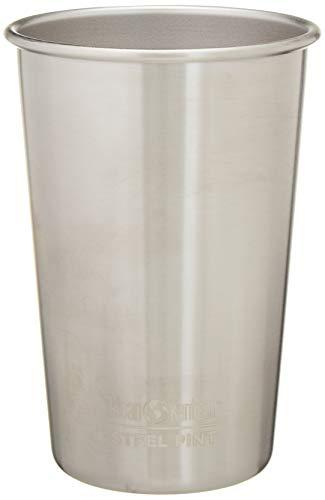 KLEAN KANTEEN 295ML Stainless Steel Pint Cup (Pack of 4)