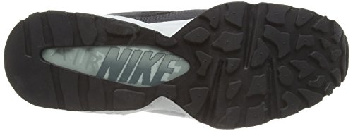 Nike Air Max 93, Chaussures de Sport Homme Gris (Black/Cool Grey/Anthracite/Pure Platinum)