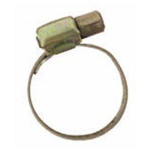 Preisvergleich Produktbild Boutté 0204380 CS1436 Klemmschellen,  Stahl,  24 / 36,  Breite 13 mm,  für Rohr mit Durchmesser 25,  2er-Set