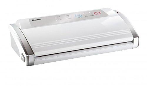 Bartscher BA. a300.741Gerät für Vakuumierer weiß 40x 18,5x 10cm
