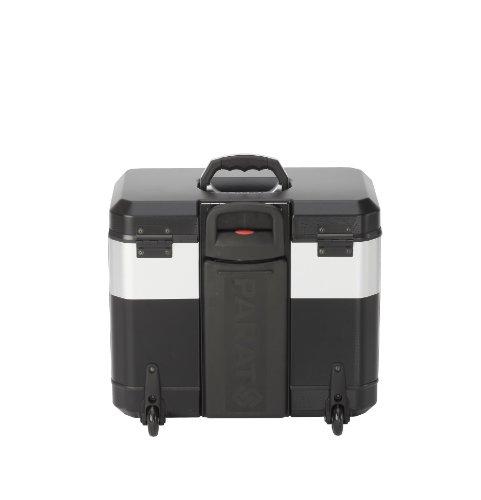 PARAT 2.012.530.981 Evolution Werkzeugkoffer mit genähten Einsteckfächern schwarz/silber (Ohne Inhalt) - 12