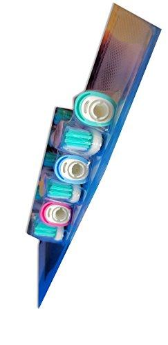 Ersatzzahnbürsten Bürsten-Set Ersatzbürsten für Easy Home Akku-Schallzahnbürste - 6 Stück Ersatz-Zahnbürsten mit Tynex-Borsten von DuPont
