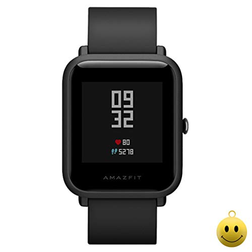 Xiaomi Mi Amazfit BIP Smart Watch GPS Gloness Smartwatch Smart-Watch Watchs 45 Jours en Veille pour iOS Android