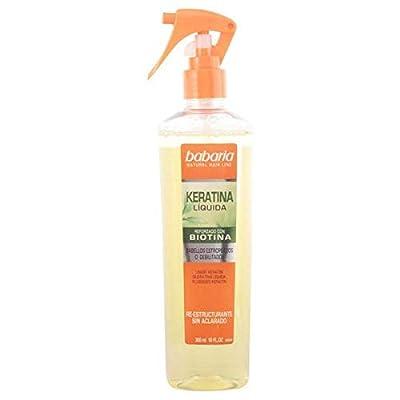 Babaria Keratin Hair Care Spray 100ml