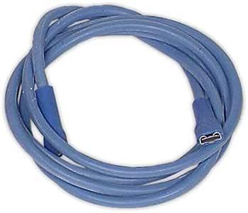 Resistance chauffante per couveuse DOJA Industrial 230V Cable chauffant en silicone 30 W Cordon Chauffage pour Thermostat Terrarium Aquarium Incubateur Oeuf Serre chauffante Poussin 2 m