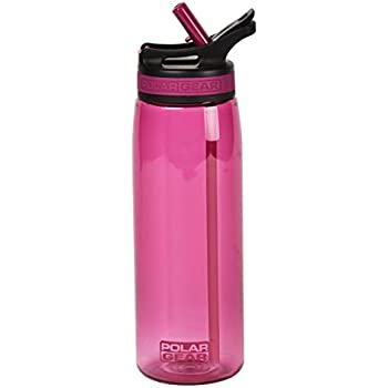 500 ML 750 ML Plastic Sports drinking water bottle with straw and lock for Gym
