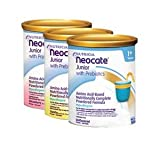 Neocate Junior with Prebiotics, Strawberry,?14.1 oz / 400 g (1 cans) by Nutricia North America, Inc.