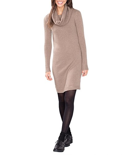 Esprit 106ee1e001, Robe Femme Marron (taupe 5 244)