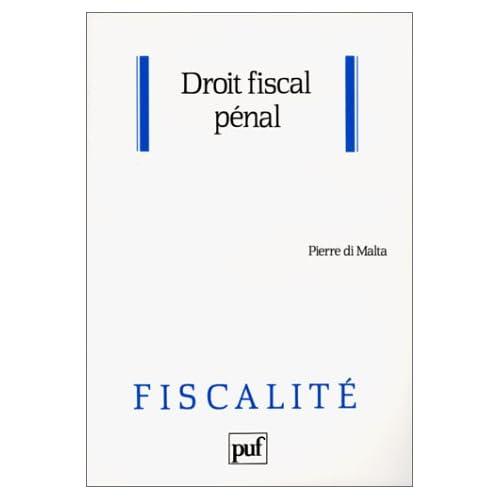 Droit fiscal pénal