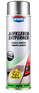 Aufkleber-Entferner Spray 500 ml