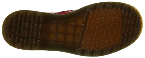 Dr. Martens 1460 W, Boots femme Rouge (Red)