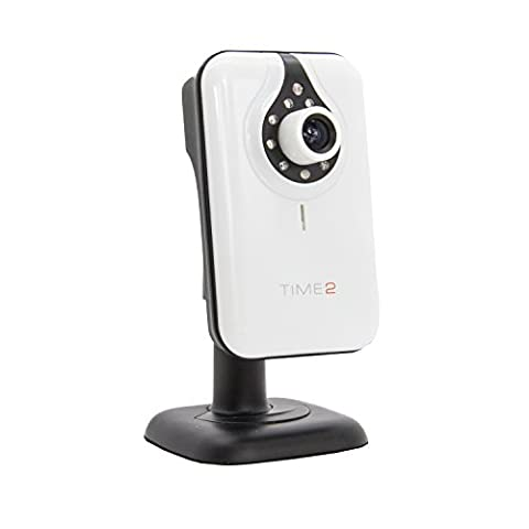 Wireless IP Camera, WiFi IP Camera Webcam - Home Security Camera / Security Camera System - HD Surveillance Camera - Audio & Motion Detection, Night Vision, 2-Way Audio - 1280x720P