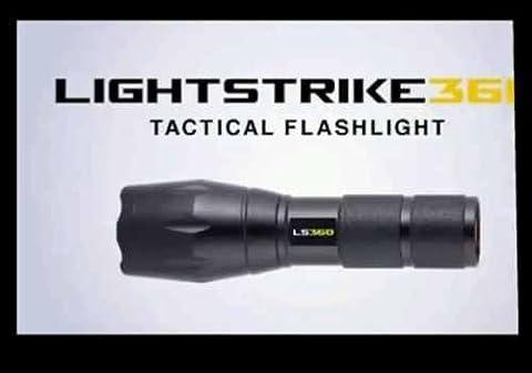 lightstrike LS360Tactical Taschenlampe