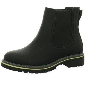 Pep Step1003013 - Stivali senza lacci Donna , Nero (nero), 36