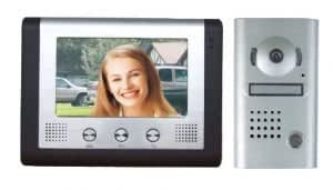 PORTIER VIDEO COULEUR MAINS LIBRES - VISIOPHONE PVCO-500