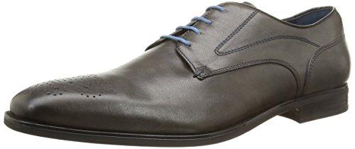 Geox U New Life B, Chaussures de ville homme Gris (C1006)