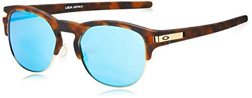 Oakley Herren Latch Key 939407 Sonnenbrille, Braun (Marrón), 52