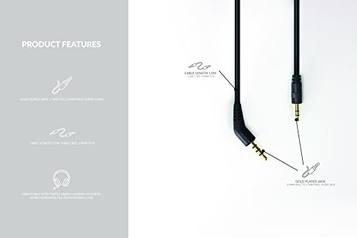 playstation-4-ps4-chat-talkback-cable-for-astro-mixamp-astro-a50-turtle-beach-gaming-headsets-gold-p