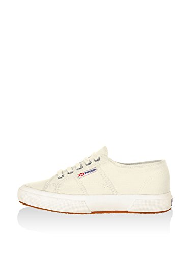Superga , Herren Sneaker Gebrochenes Weiß
