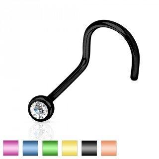 lot-6-piercing-nez-stud-or-acier-titane-violet-bleu-vert-noir-rose-strass-blanc-barre-courbee