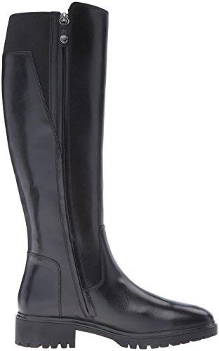 Geox D640GD0043 Stivali Donna Nero