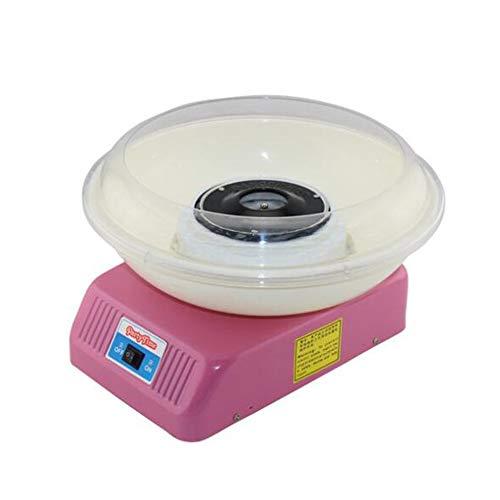 Baumwoll-Kanziermaschine, Baumwoll-Kaschine Household DIY Zucker Maschine Mini Electric Candy Maker Geschenk für Mädchen Erwachsene