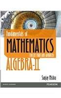 Fundamentals of Mathematics - Algebra-II: For JEE Main and Advanced